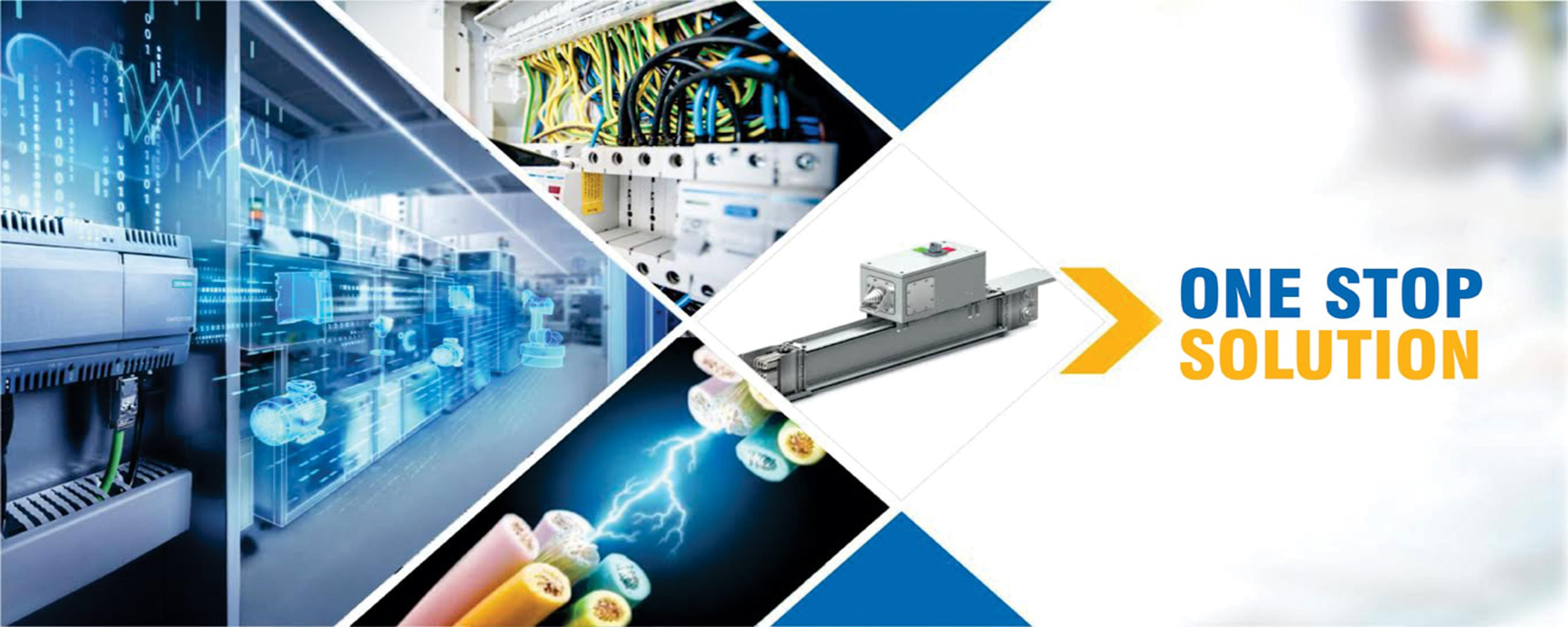 One Stop Solution For Electrical & Automation