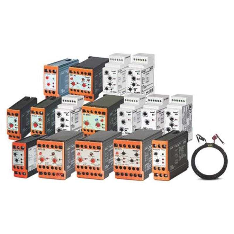 Minilec Voltage Monitoring Relays